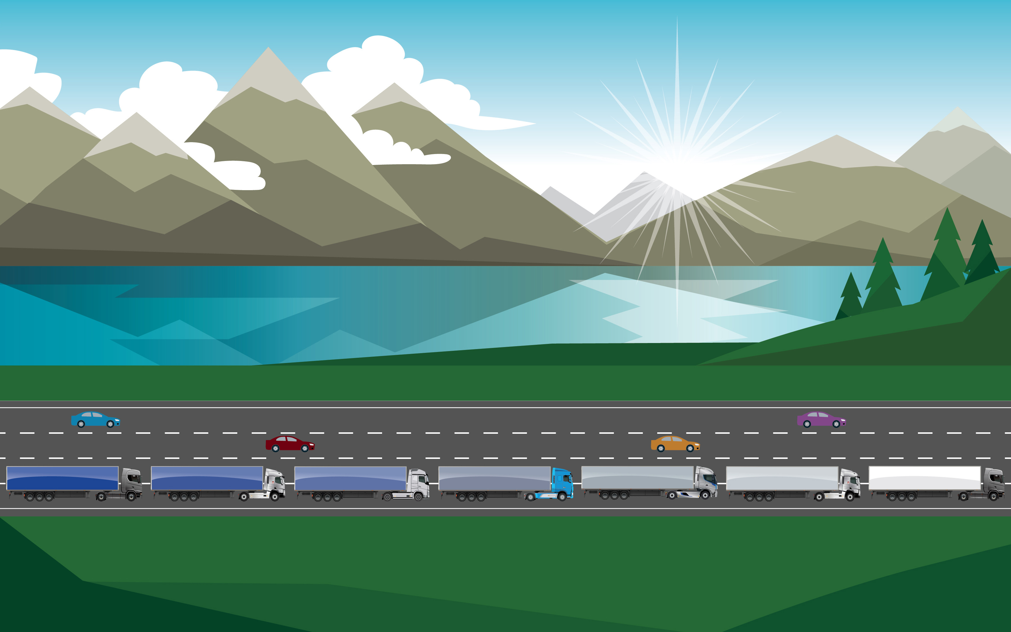 Platooning ENSEMBLE is now an animated video!